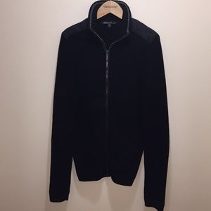 Kenneth Cole Zip Sseater